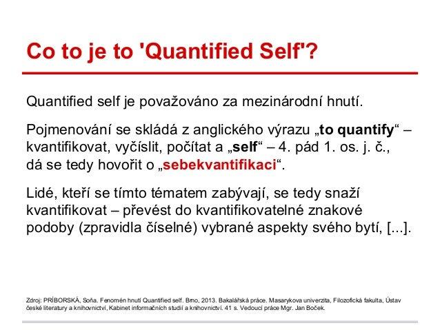 Quantified Self for dummies Slide 3