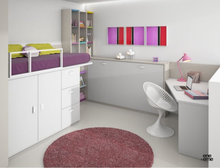 Muebles dormitorios juveniles for Muebles bellerin dormitorios juveniles