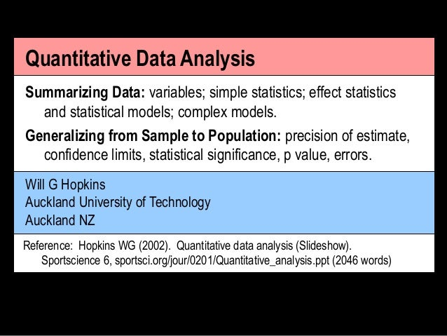 qualitative analysis and quantitative analysis pdf