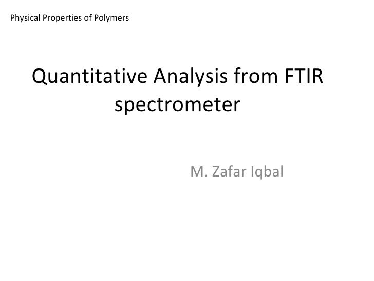ftir interpretation software free