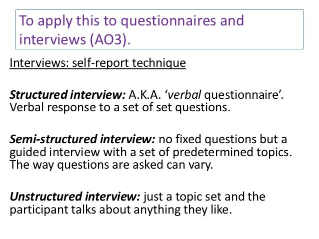 the reliability and validity of interview questions Aims to describe the development and test-retest reliability of a structured interview guide in the sigma the original madrs appears on the right-hand side of the page and the structured interview guide questions appear reliability and validity of a structured interview guide for.