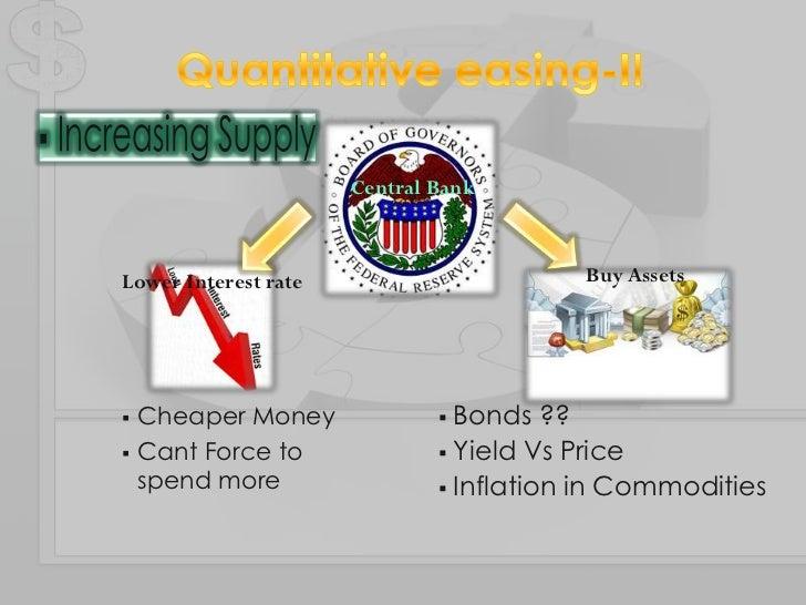 dissertation quantitative easing