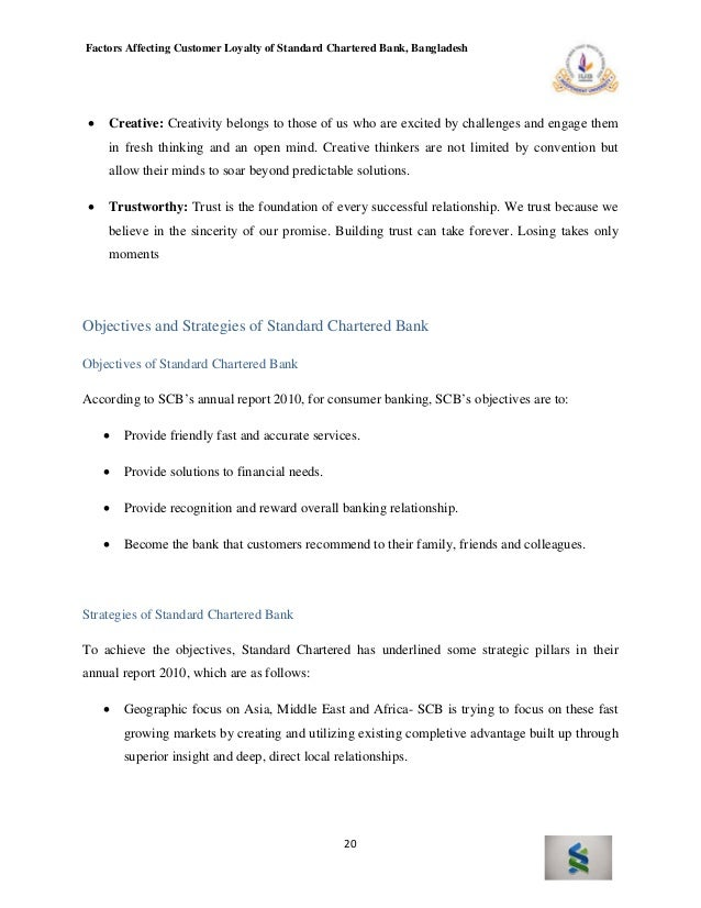 standard chartered essay This essay has been submitted by a law student  managing employee separations, downsizing and outplacement an organization's effort is to hire the best human resource talent available in the market  both organizations which are commercial bank and standard chartered bank follow a range of techniques for employee separation, downsizing and outplacement.
