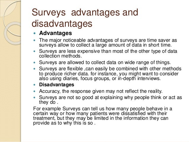quantitative research advantage It is a unique data relationship that the advantages and disadvantages of  qualitative research are able to provide one must put the.