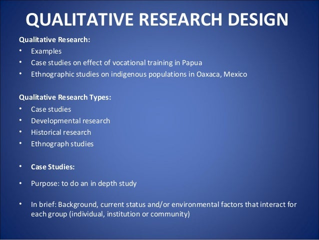 Format for a quantitative research article