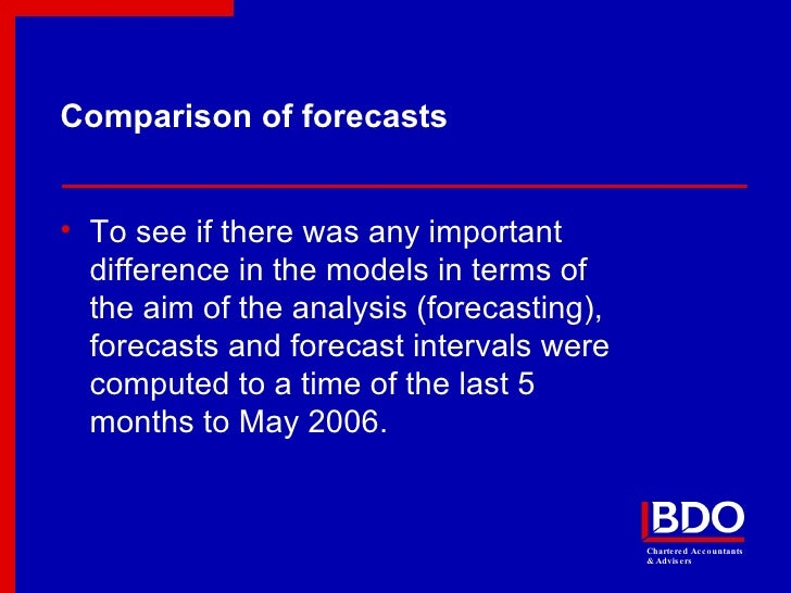 the different between time series forecasting method and casual forecasting 2018-6-9  time series forecasting is the use of a model to  or multiple dependent time series at different points in time  for some dates by interpolation between.