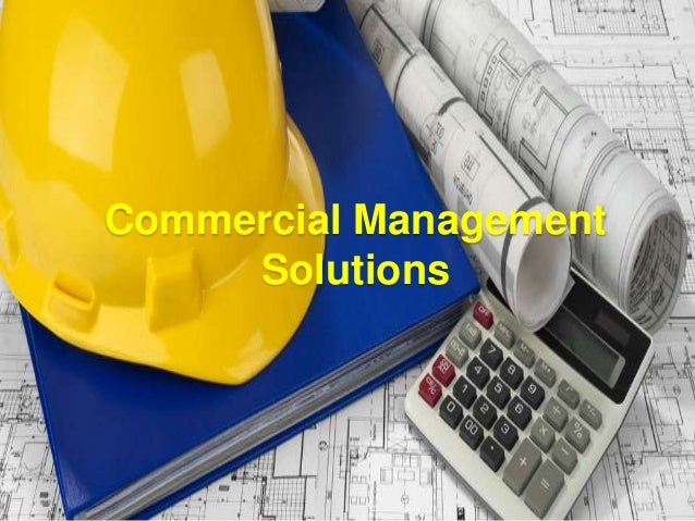Commercial Management Solutions