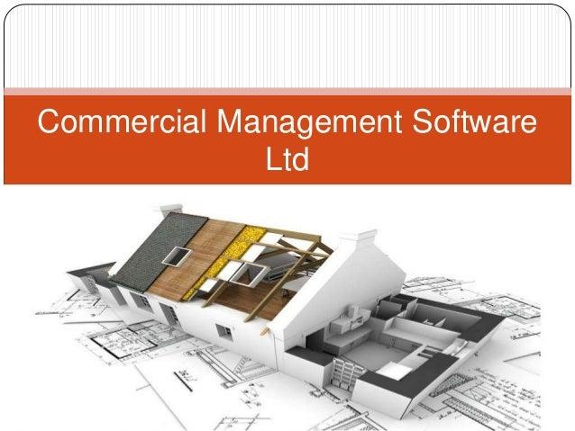 Commercial Management Software Ltd