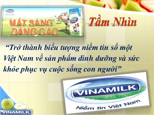 """www.trungtamtinhoc.edu.vn """"Trở thành biểu tượng niềm tin số một Việt Nam về sản phẩm dinh dưỡng và sức khỏe phục vụ cuộc s..."""