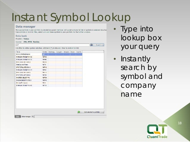 Quant trader data searchable attributes 18 instant symbol lookup urtaz Image collections