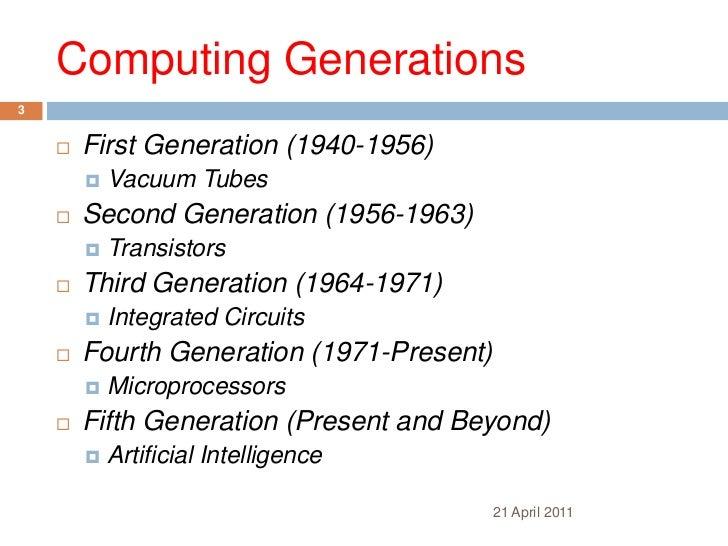 Quantum computing - Introduction Slide 3