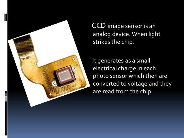 Quantum Film Image Sensing Ppt