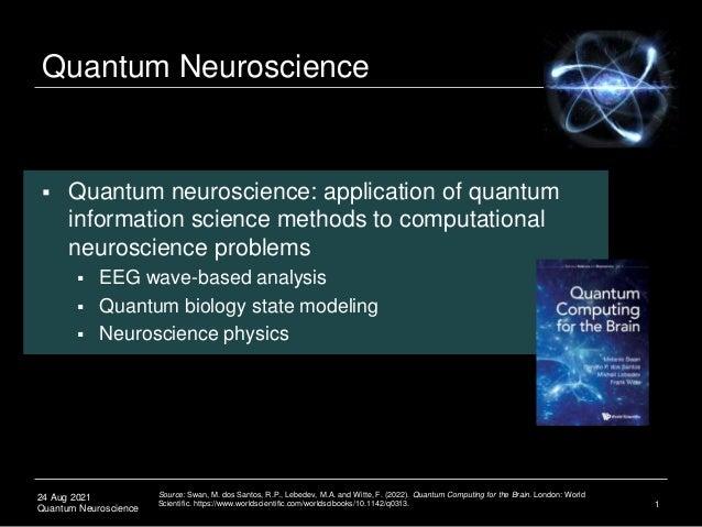 Quantum Neuroscience: CRISPR for Alzheimer's, Connectomes & Quantum BCIs Slide 2