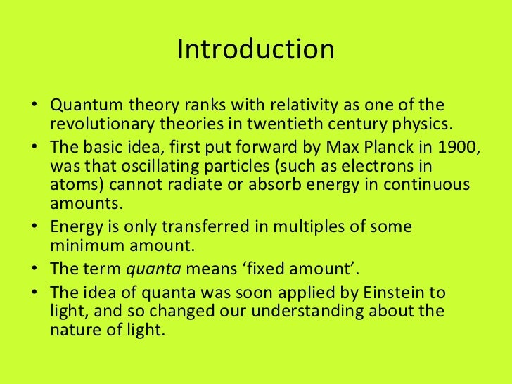 Quantum Physics ,Hertz and Planck ppt