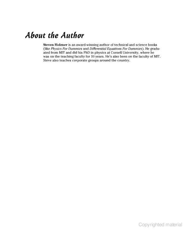 Hidden page
