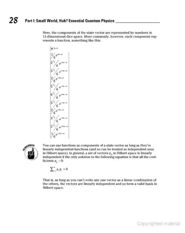 Guide pdf physics quantum a beginners