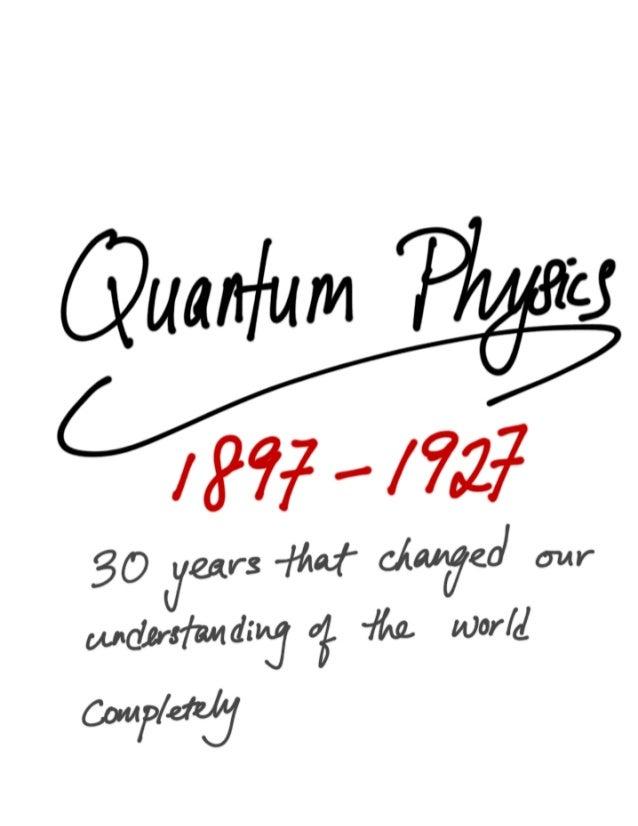 Quantum physics 2014 lecture 1