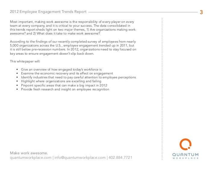 Employee Engagement News That Matters!