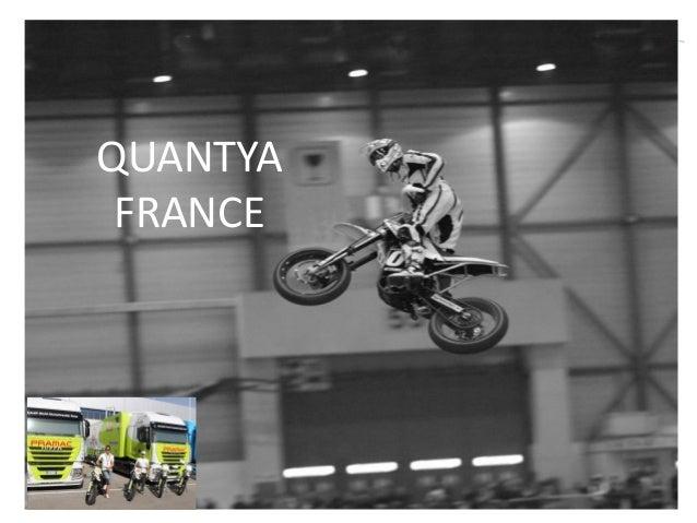 1 2009 Quantya France QUANTYA FRANCE