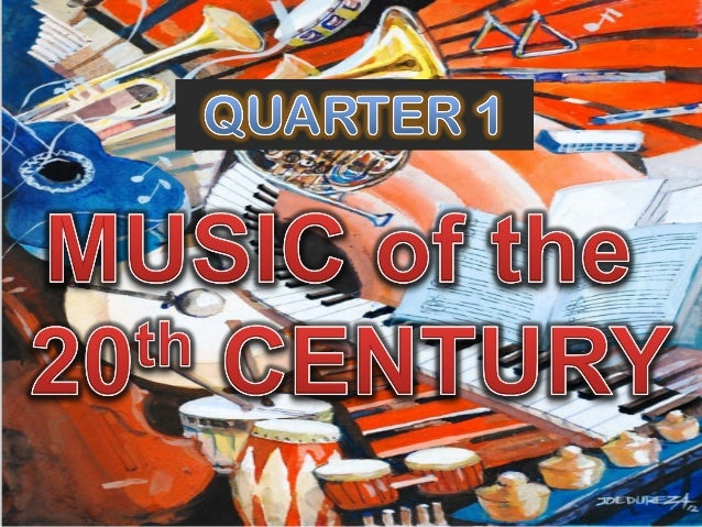 a look at the music of the 20th century The 100 greatest music artists of the 20th century author: elayblooze i have compiled my top 100 musicians, artists, composers, singers, groups of the last 100 years again, music like life is a subjective thing so i take liberties here.