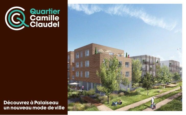 Découvrez à Palaiseauun nouveau mode de ville