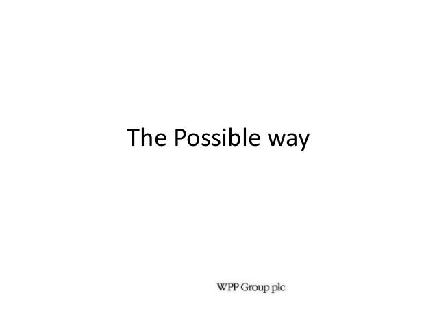 The Possible way