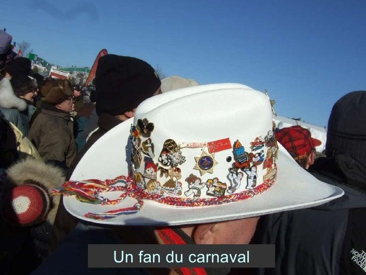 Un fan du carnaval