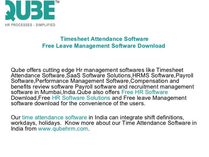 HRIS Software , Free HR Software Download, Payroll Software Mumbai