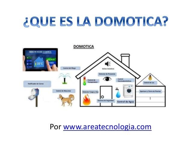 Que es la domotica for La casa domotica