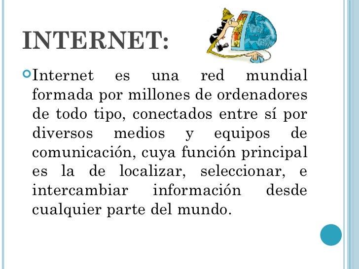 Que Es Internet 2