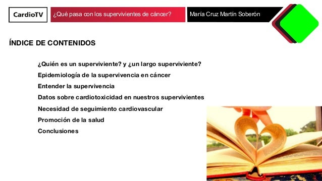 Qué pasa con los supervivientes de cáncer Slide 2