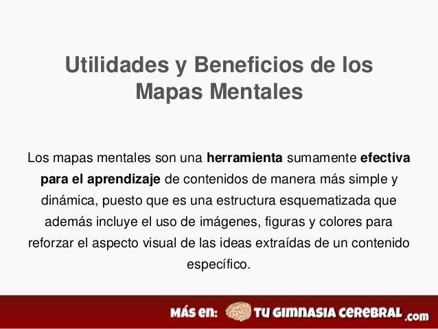 Qué Son Los Mapas Mentales Características Y Beneficios