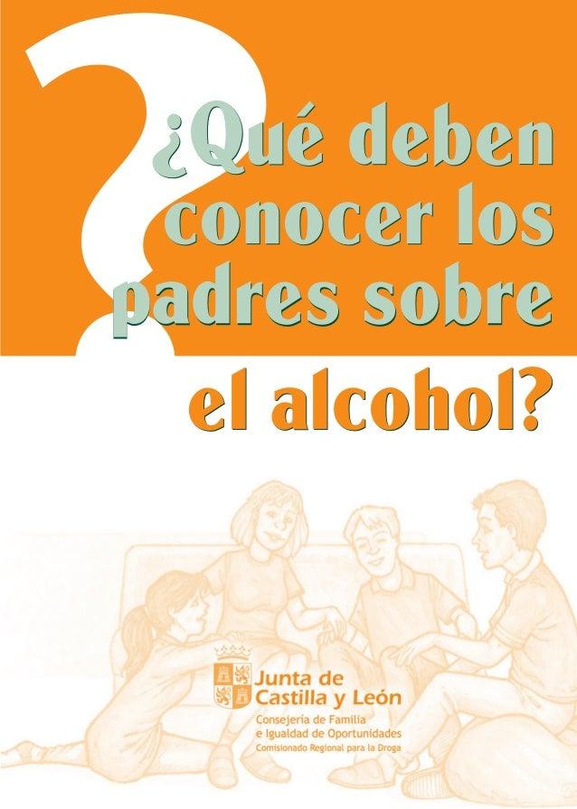 La persona, codificada del alcoholismo