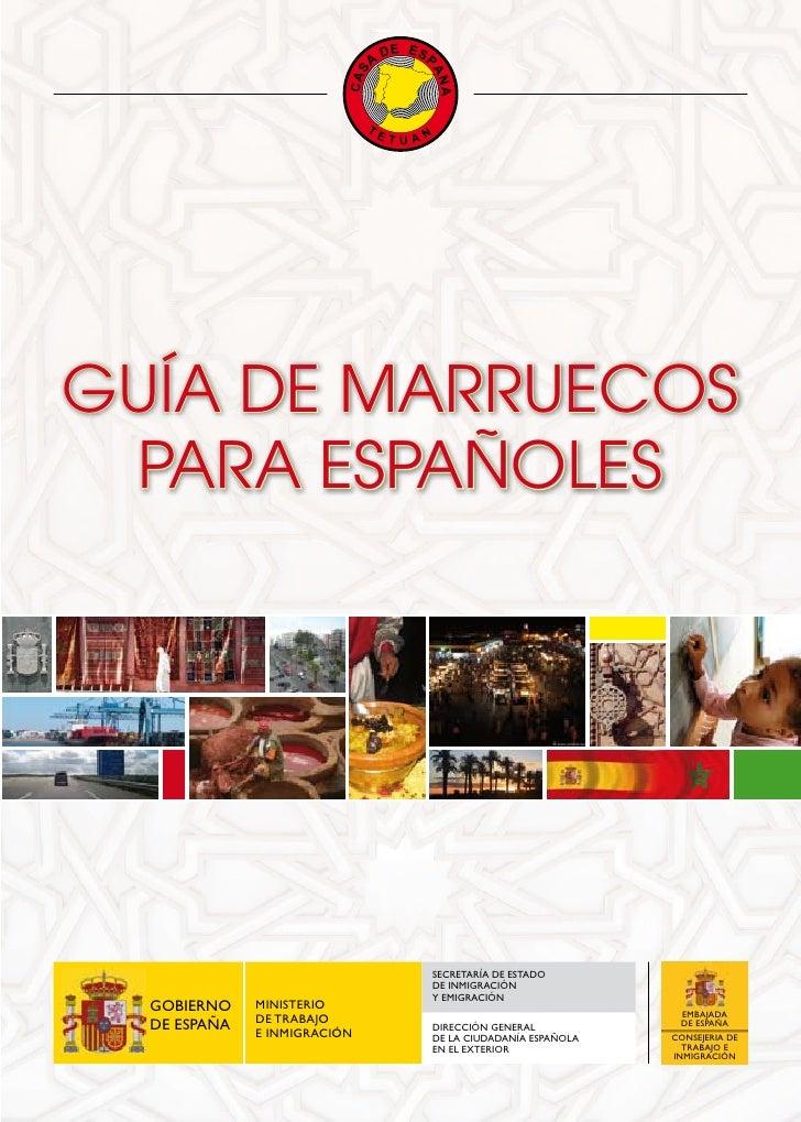 Que Debes Saber  Marruecos