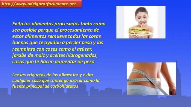 Como empezar a bajar de peso poco a poco image 7