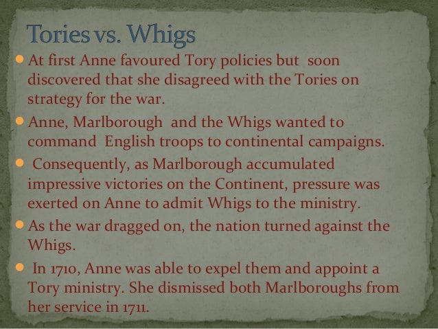 Whigs (British political party)