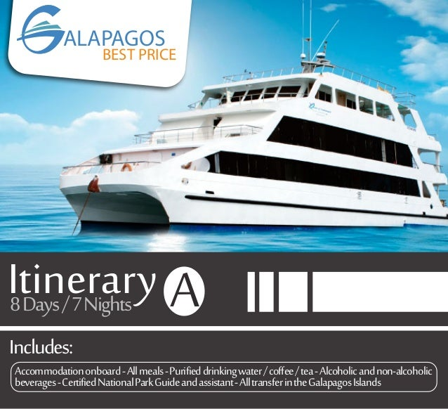 Includes:Itinerary8Days/7Nights AAccommodationonboard-Allmeals-Purifieddrinkingwater/coffee/tea-Alcoholicandnon-alcoholicb...