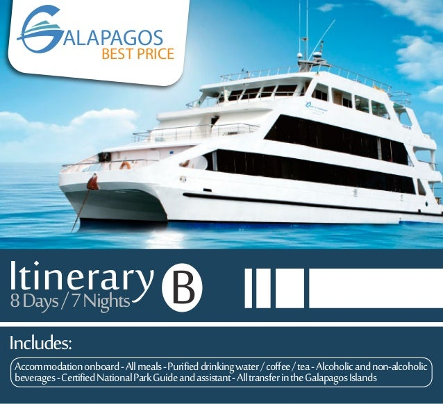 Includes:Itinerary8Days/7Nights BAccommodationonboard-Allmeals-Purifieddrinkingwater/coffee/tea-Alcoholicandnon-alcoholicb...