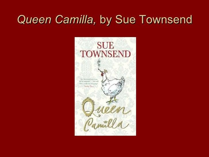 Queen Camilla,  by Sue Townsend