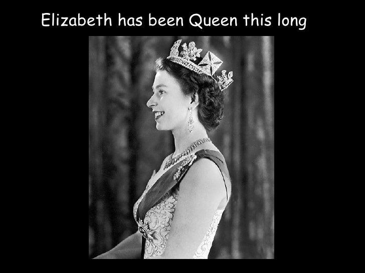 Elizabeth has been Queen this long