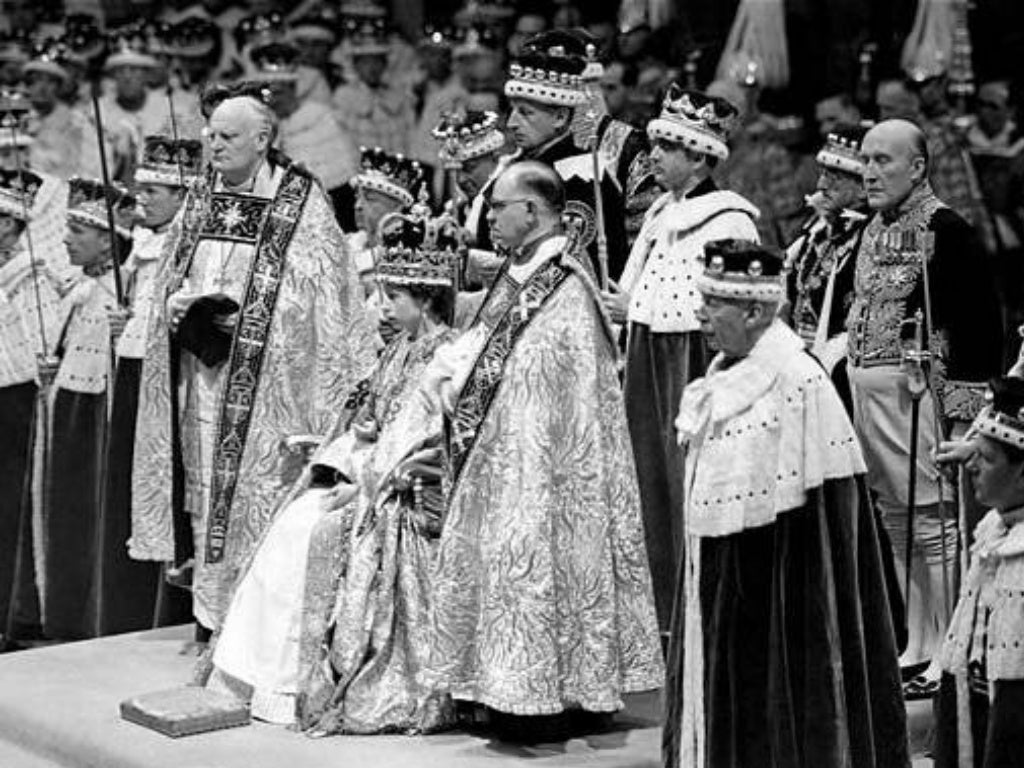 10++ Queen Elizabeth Coronation Photos