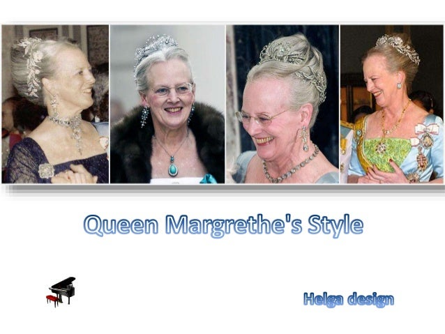Queen Margrethe is a fascinating lady. She is quite possibly the most intellectual sovereign currently reigning (she was e...