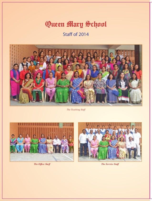Queen Mary School Magazine 2014 Slide 2
