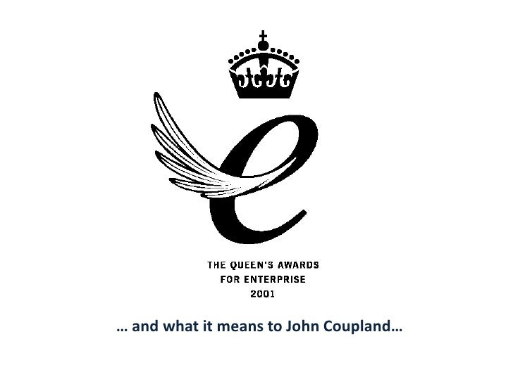 … and what it means to John Coupland…<br />