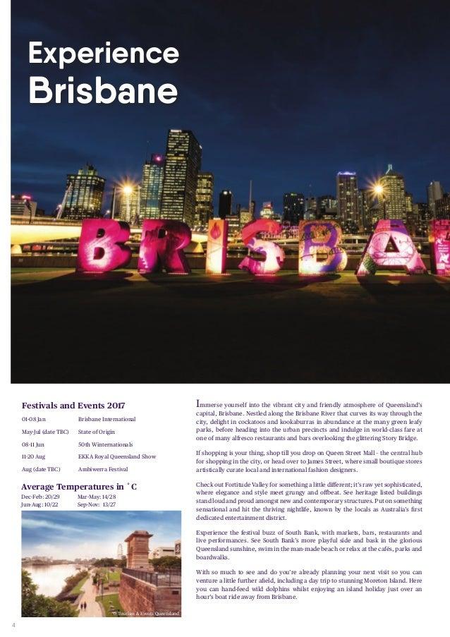 Queensland Brochure 2017