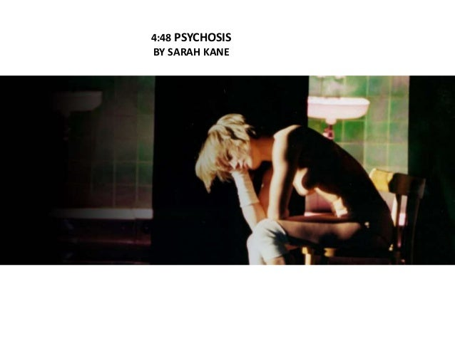 Queer aesthetics images 4:48 PSYCHOSIS BY SARAH KANE