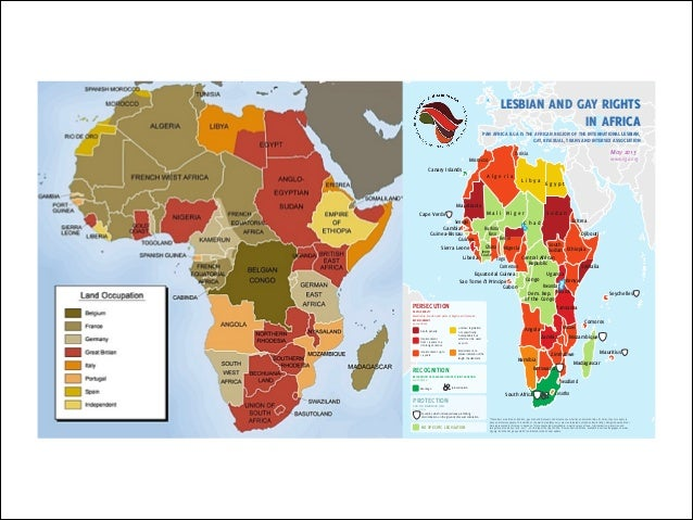 LESBIAN AND GAY RIGHTS IN AFRICA PAN AFRICA ILGA IS THE AFRICAN REGION OF THE INTERNATIONAL LESBIAN, GAY, BISEXUAL, TRANS ...