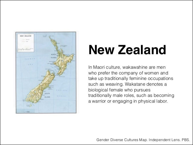 """New Zealand"""" ! In Maori culture, wakawahine are men who prefer the company of women and take up traditionally feminine occ..."""