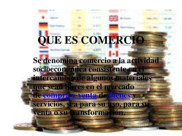 Comercio de divisas q es