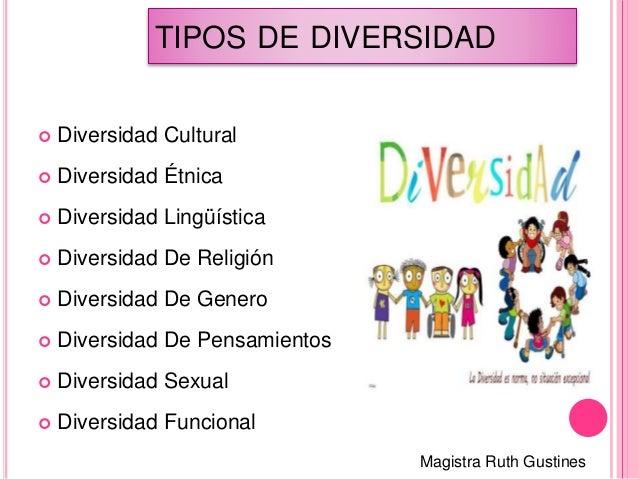 Que es diversidad Slide 3
